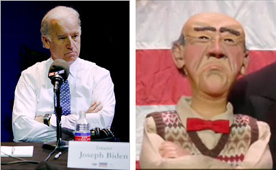 Joe Biden and Walter