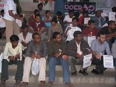 img_0424 (Sujith Haridasan) Tags: candlelightvigil fsugbangalore upcoming:event=1022228 saynotosoftwarepatents