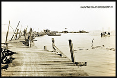 The Return (NazZmedia-Photography) Tags: life sea blackandwhite beach boat fishermen 1001nights goldenglobe beautifullife lifegoeson aplusphoto