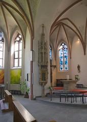 St. Martinus, Much # 8 (schreibtnix on 'n off) Tags: architecture germany deutschland churches kirchen architektur much romanesque bergischesland romanik olympuse3