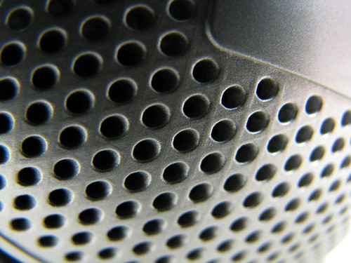 headphones macro