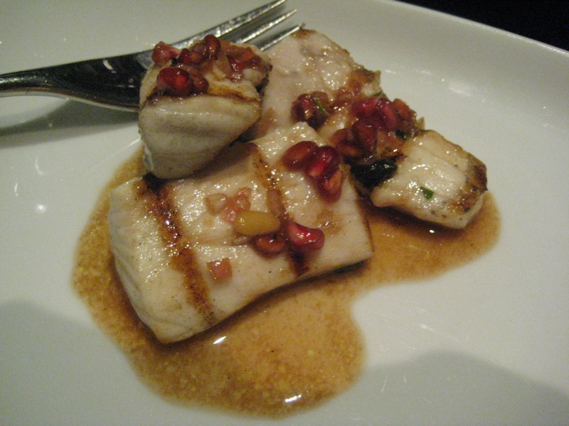 Maha butterfish