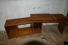 Desk (marcviln) Tags: freecycle