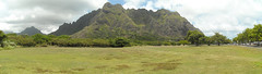 Kualoa Regional Park (jdnx) Tags: panorama oahu kualoabeach kualoaregionalpark