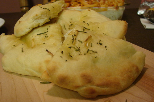 Garlic Rosemary Flatbread