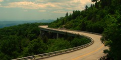 Blue Ridge Parkway (StevenLPierce) Tags: road northcarolina parkway carolina blueridgeparkway blueridge linncoveviaduct