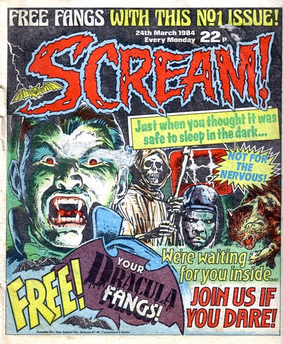 1984-03-24 Scream 01 01 (by senses working overtime)