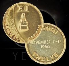 NASA Gemini Twelve