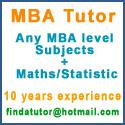 MBA Tutor