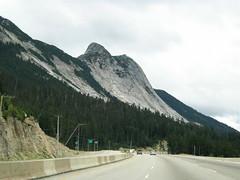 Mountains - heading east to Kelowna