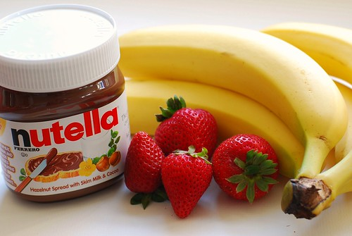 Nutella, you are amazing.