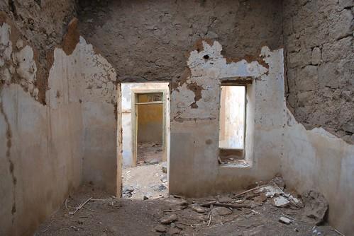 Modern Ruins of Bosra