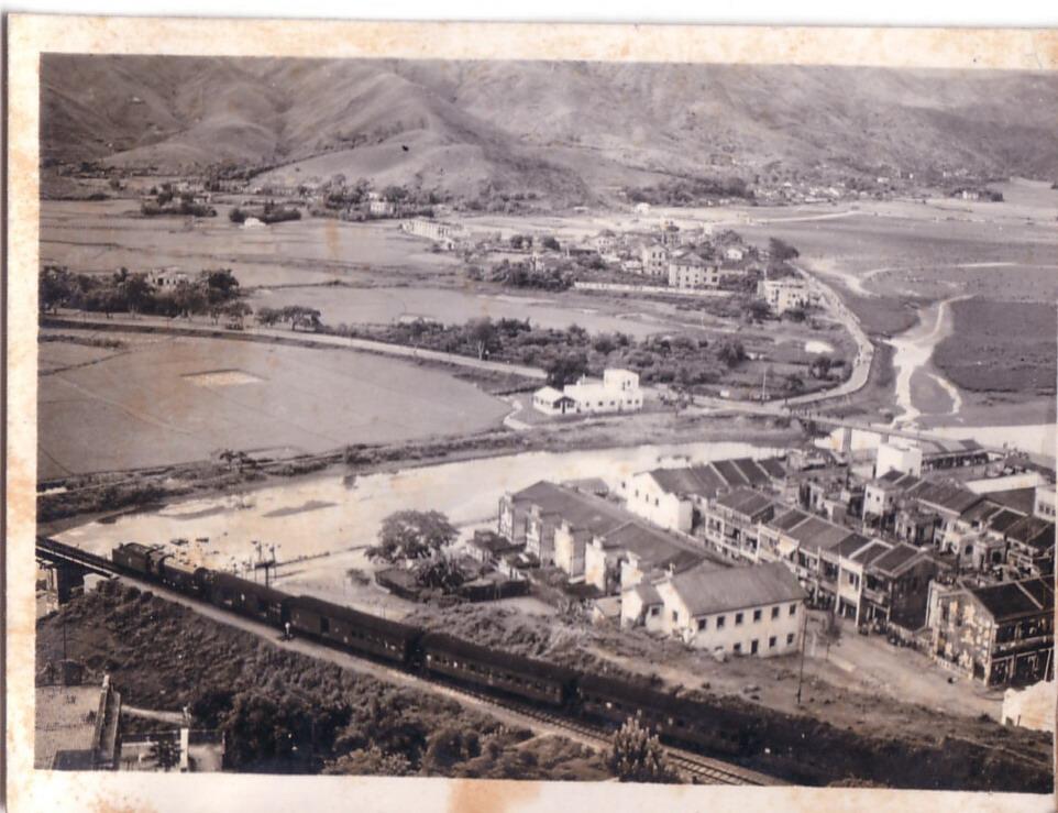 Tai Po & Tolo Harbour