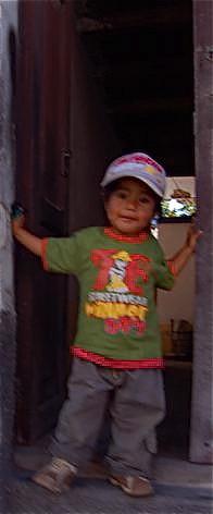 Ecuador-children