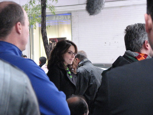 Yes, it's Tina Fey