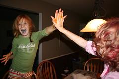 Maddie and Em