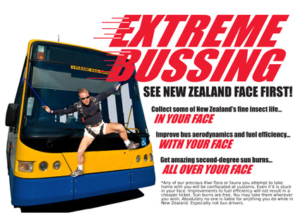Extreme Bussing