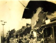 104 In the Wake of Quake ,Quetta. Railway station (quettabalochistan) Tags: pakistan india earthquake colonial british raj 1935 quetta balochistan baluchistan earthquakequetta