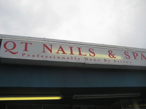 QT NAILS & SPA: Professionally Done By Asians