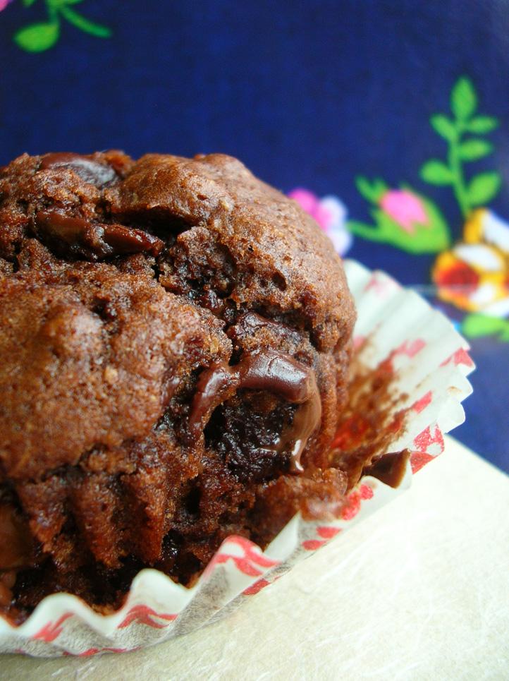 Nigella's Choco Muffins 02