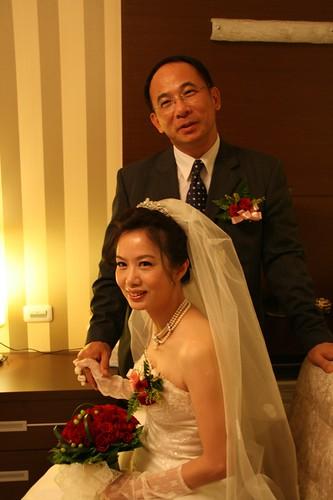 你拍攝的 20081110GeorgeEnya迎娶314.jpg。