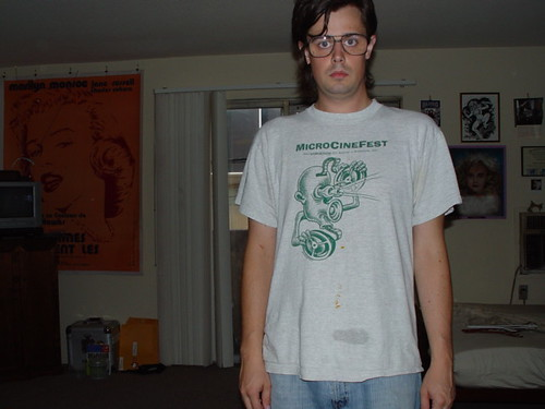 Expired T-Shirt #1 - Microcinefest