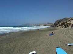 DSCF2269 (baumsen) Tags: sea beach fuerteventura surfing lapared