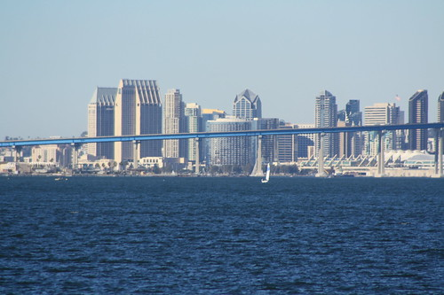 San Diego and Coronado Bridge