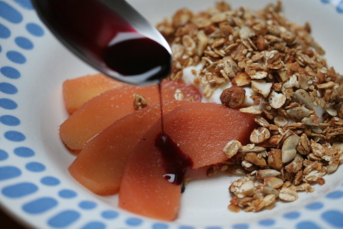 quince and granola