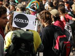 (mautaor) Tags: rome roma onda gelmini ondaanomala manifestazioneroma no133 manifestazione14novembre2008