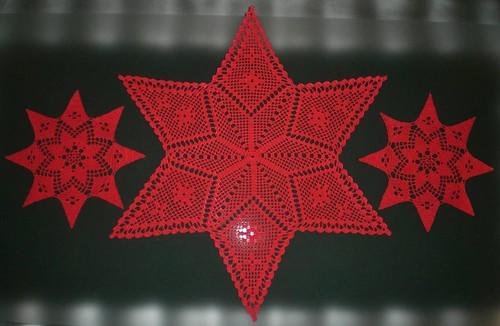 Tolle Deckchen Häkeln Muster Frei Galerie - Schal-Strickende Muster ...