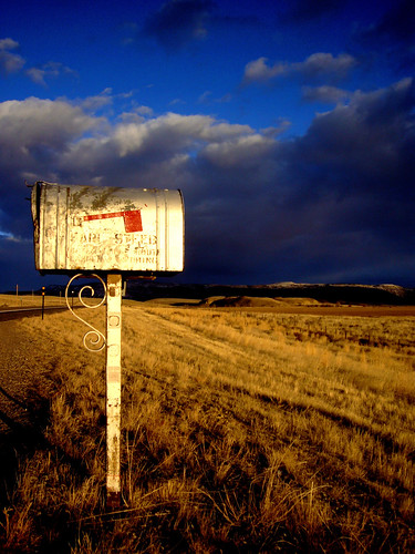Mail to Nowhere