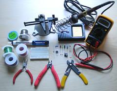 Toolbox contents