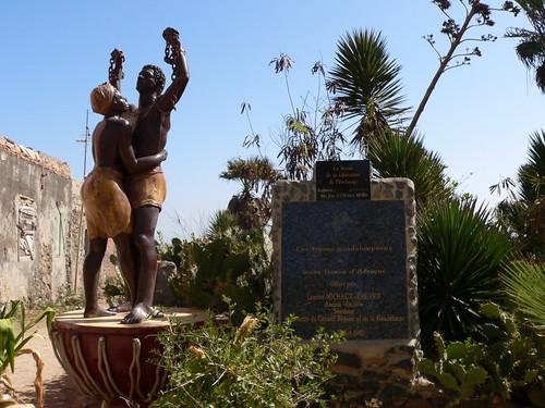 Gorée: La isla de los esclavos.