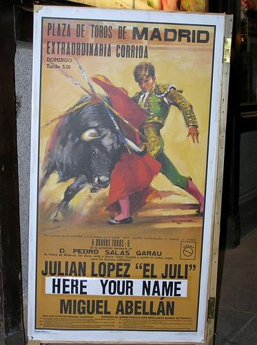 El Toro and You