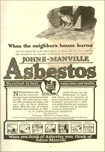 Johns-Manville Abestos