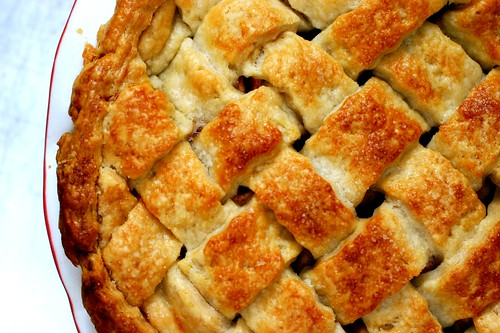 2007's apple pie
