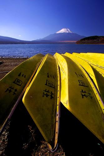 HDR & Mount Fuji!!