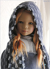 Jella Himstedt (MiriamBJDolls) Tags: 2004 doll vinyl limitededition jella annettehimstedt himstedtkinder