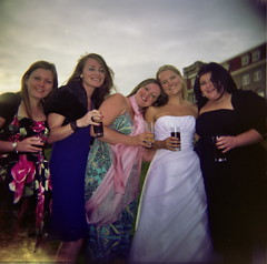 Bride and Friends on Flickr