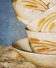 Golden are these moments... (~lala~(Lisa)) Tags: texture vintage gold golden wheat overlay layer nostalgic textured cupsandsaucer ~lala~ autumnwheat goldenarethesemoments