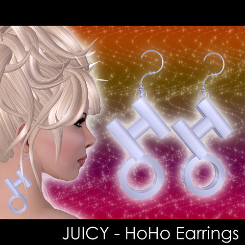 Juicy - HoHoEarrings by you.