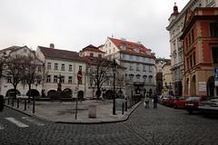 Platz - Prag