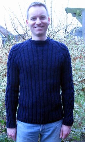 elizabeth Zimmerman sweater 1