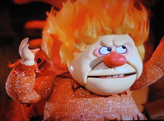 They Call Me Heat Miser...