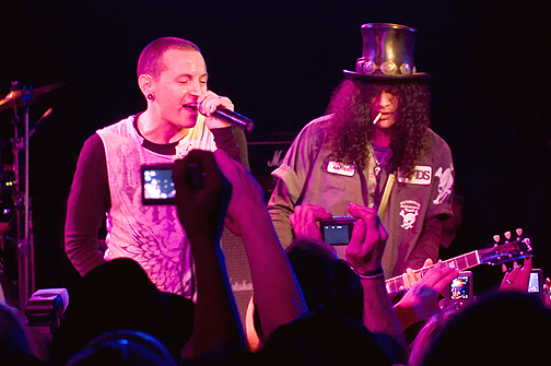 Camp Freddy Live At The Roxy 12/9