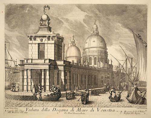 013 La Dogana de Venecia con Santa Maria de la Salute