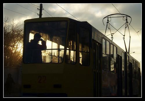 Спальный трамвай