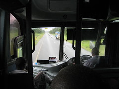 Buses from Arusha to Nairobi