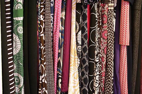 Dresses in My Closet